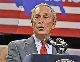 Mayor Michael Bloomberg 3