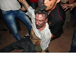 American Embassy personnel murdered in Libya