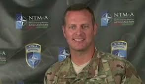 Jeffrey Krusinski Lt. Colonel