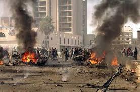 Iraq car bombings 1