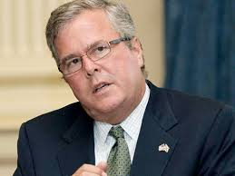 Jeb Bush alone