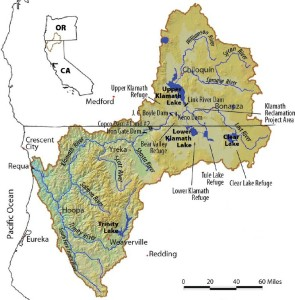 klamath river basin