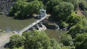 Klamath River Dam Copco1
