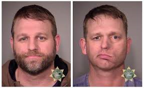 Ryan Bundy and Ammon Bundy jail images