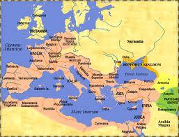 Roman map  3
