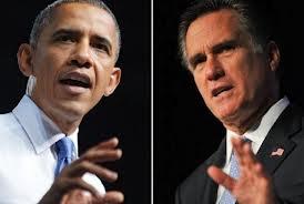 Obama Romney photos 2