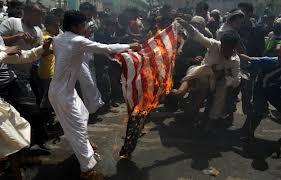 American Embassy Riots 4