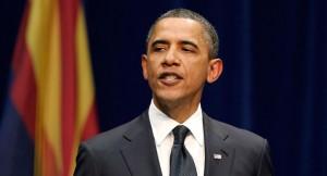 Barack Obama mirror image 4
