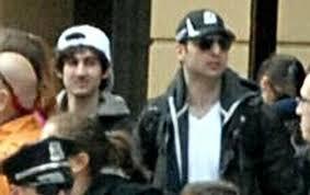 Boston Marathon bomber Suspects Tamerlan and Dzhokar Tsarnaev