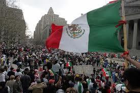Illegal immigration La Raza