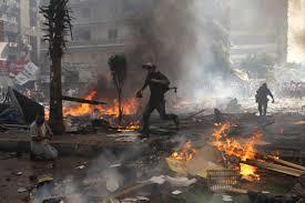 Egyptian police smash Muslim Brotherhood sit-ins in Egypt