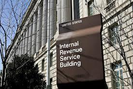 Internal Revenue Service building H.Q.