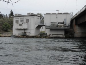 Eugene's Water Intake Facility in Springfield