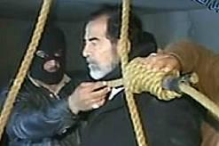 Sadaam Hussain hanging