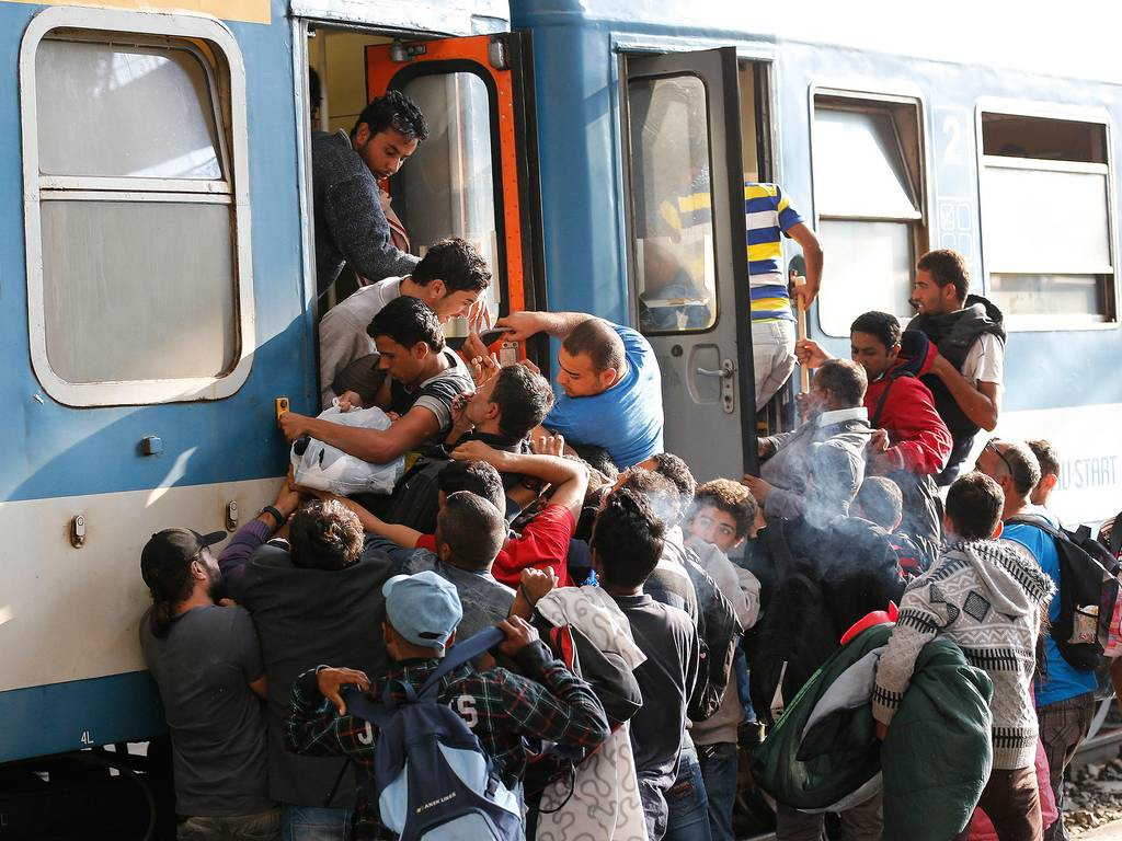 Syrian refugees 1
