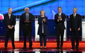 Democratic debate 2016