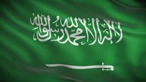 muslim flag Saudi Arabia