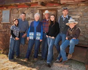 The Hammond family of Burns,Oregon