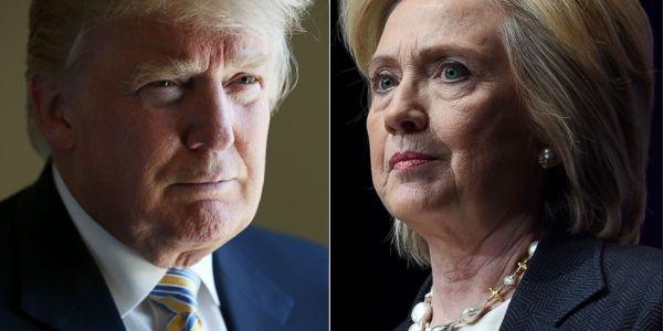 Trump-Hillary-1