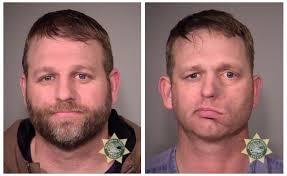 Ryan Bundy and Ammon Bundy jail images